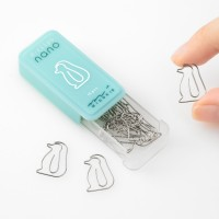 Penguin Shaped Paper Clips...