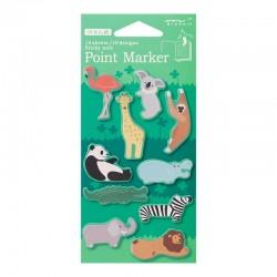 Point Marker Sticky Note...