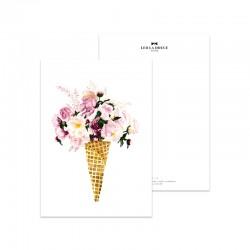 "Postcards "" Flower Cone "",..."
