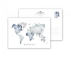 "Postcards "" Go Travel The..."