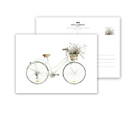 "Cartolina "" Bicicletta -..."