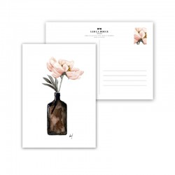 "Postcards "" Coral Blossom..."
