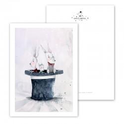 "Postcards "" Cylinder Magic..."