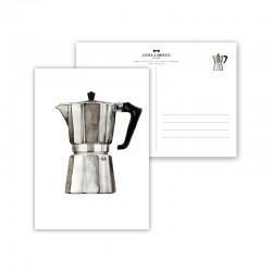"Cartolina "" Moka Espresso..."