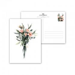 """Postcards """" Flower Bouquet..."""