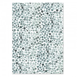 """Gift Wrap 500x700mm """" Green..."""