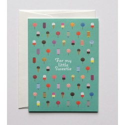 """Greeting Card A6 """" Little..."""