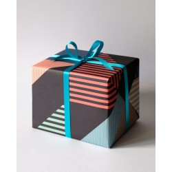 Gift Wrapping Folded Paper...