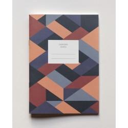 """Notebook A5 Plain """" Mosaic..."""