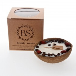 Scented Soy Wax Candle  in...