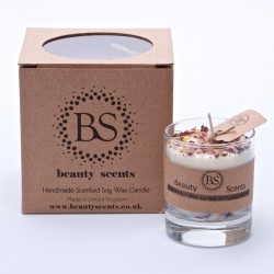 Scented Soy Wax Candle with...