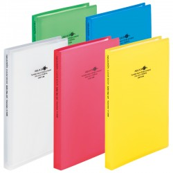 Set of Clear Book A5 as A4...