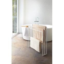 Slim Bath Towel Hanger with...