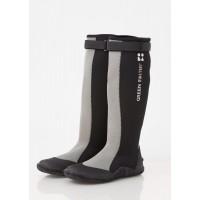stivali di gomma impermeabili leggeri comodi come una muta grigio