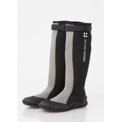 waterproof, ultralight comfort rubber boots gray