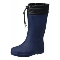ultralight waterproof rubber EVA boots for all season navy