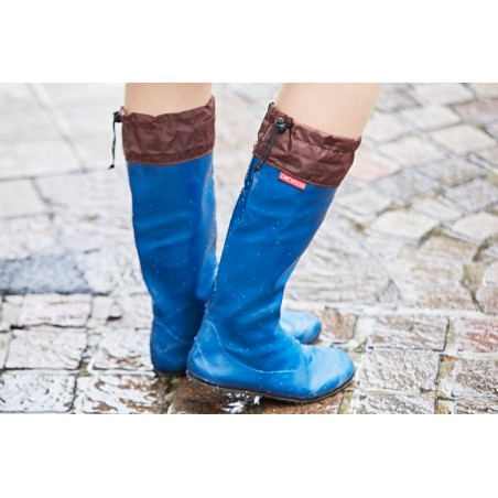 They also provide great backup in case of sudden rainstorms or other inclement weather,