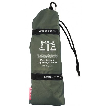 with carrying case, which features a handy carabiner for easy attachment to backpacks, etc.